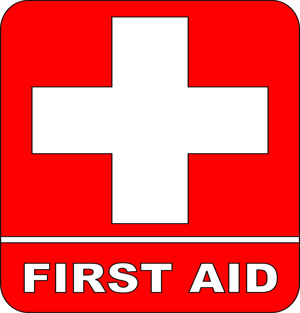 hight resolution of first aid logo clipart library