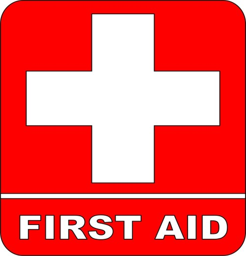 small resolution of first aid logo clipart library