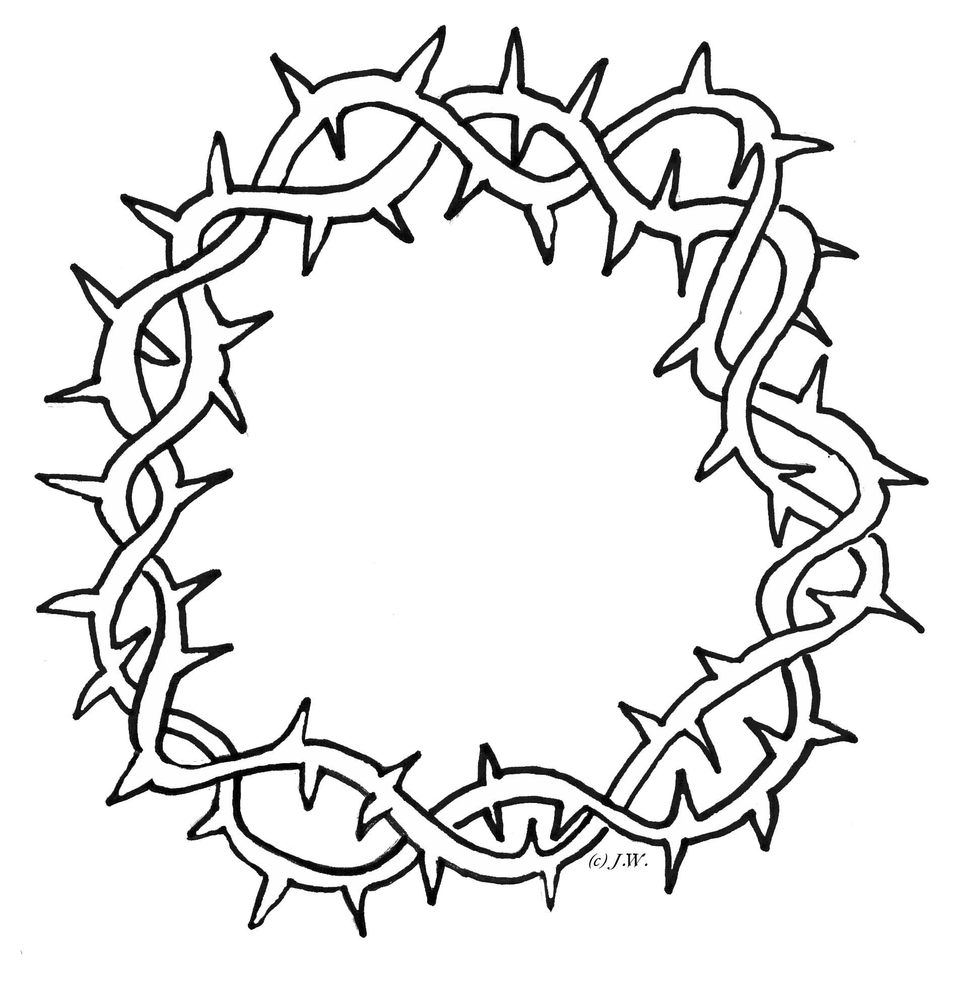 Category Crown Of Thorns