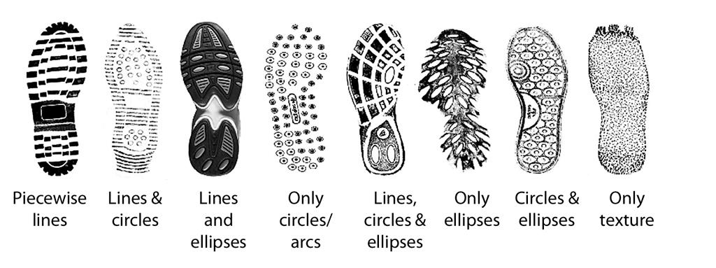Free Shoe Prints, Download Free Clip Art, Free Clip Art on