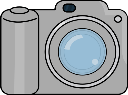 small resolution of free to use public domain camera clip art