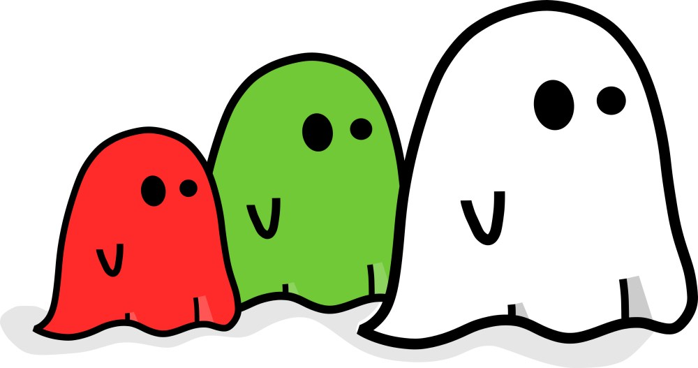 medium resolution of ghost clip art halloween clipart library free clipart images