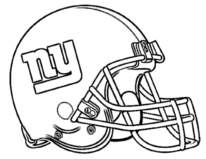 Free How To Draw A Football Helmet, Download Free Clip Art