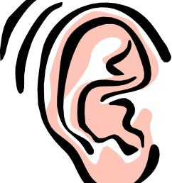 two ears clipart clipart library free clipart images [ 954 x 1137 Pixel ]