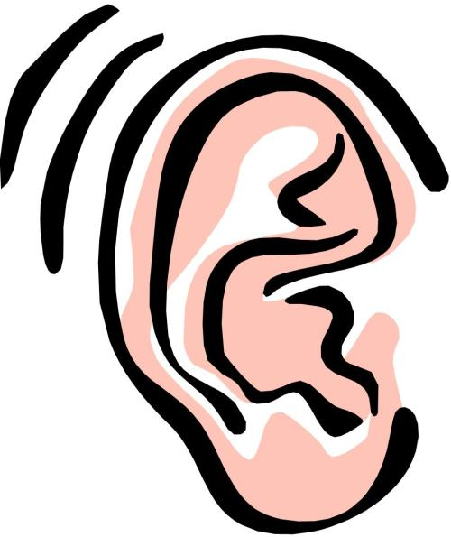 small resolution of two ears clipart clipart library free clipart images