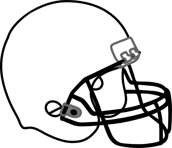 Free Football Outline, Download Free Clip Art, Free Clip
