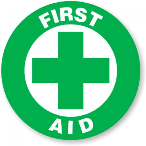 small resolution of first aid signage clipart library