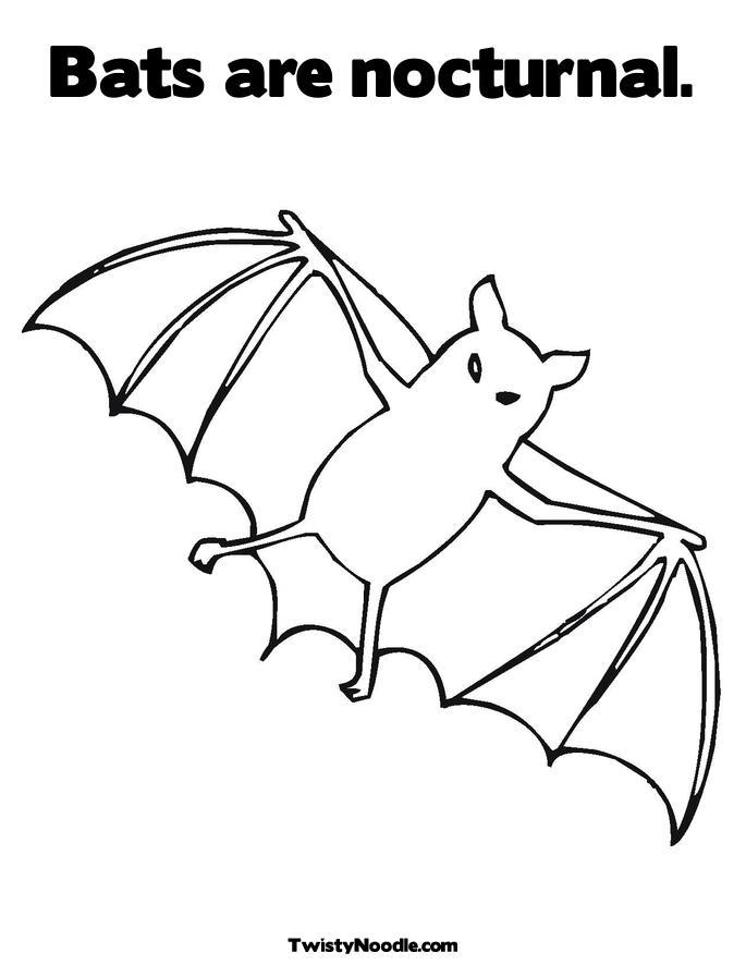 Free Bat Outline, Download Free Clip Art, Free Clip Art on