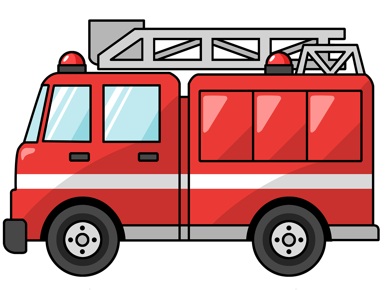 hight resolution of fire station clip art clipart library