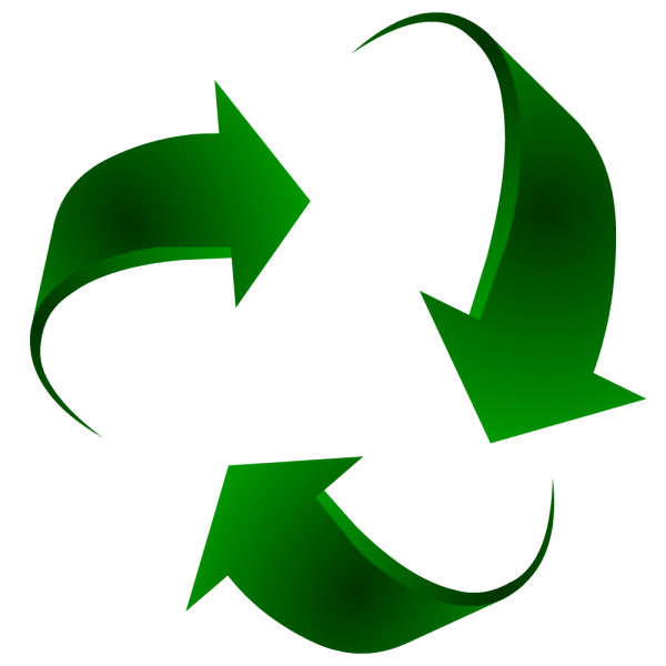 Free Recycle Logo Clip Art