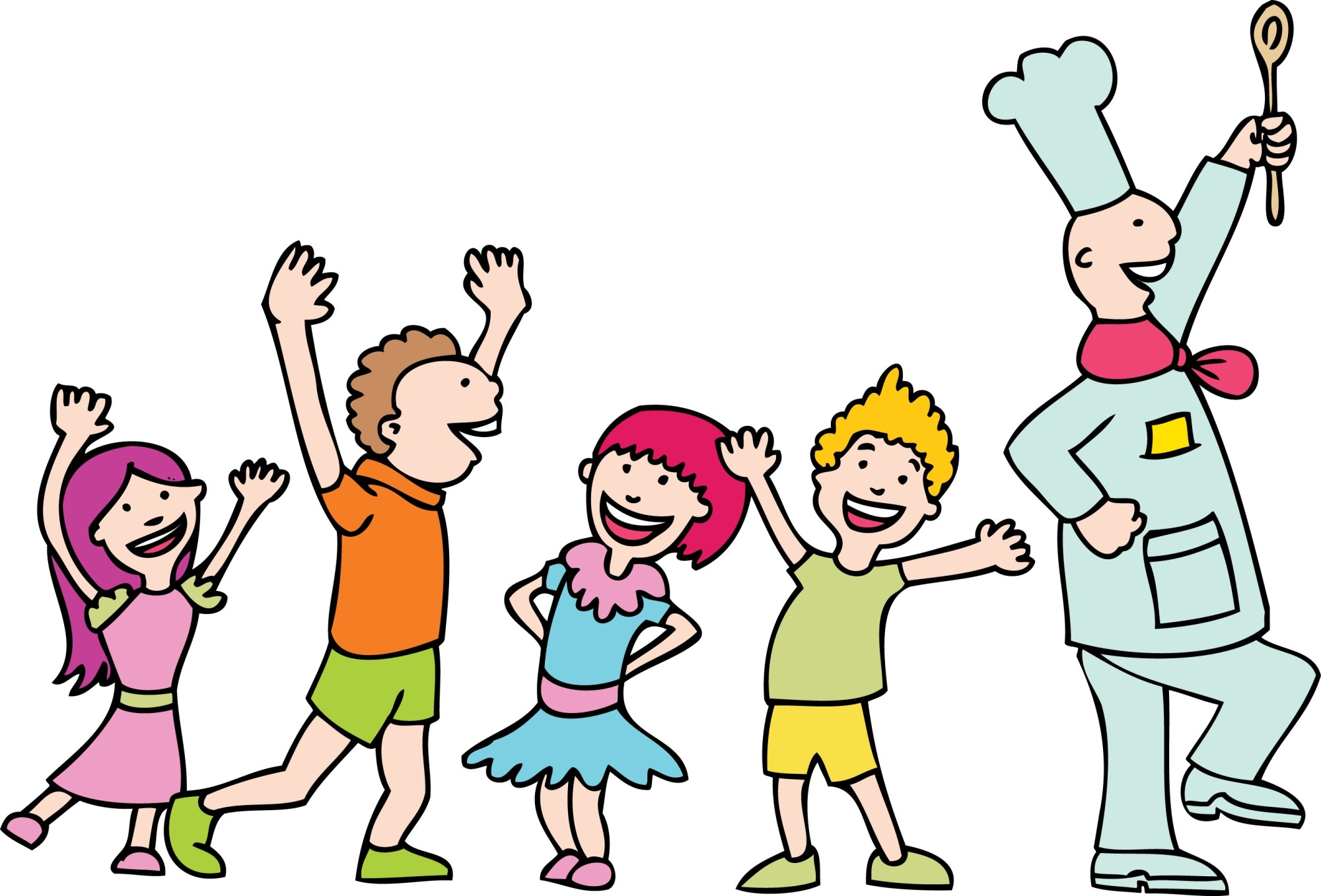 hight resolution of kids cooking clipart clipart library free clipart images
