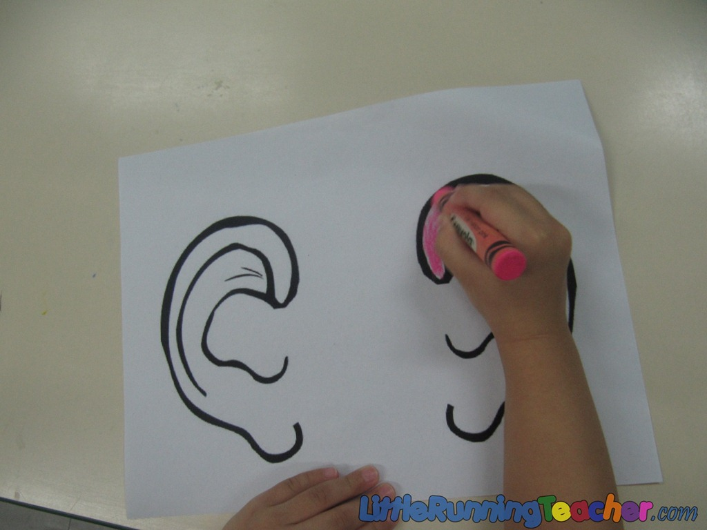 Free My Listening Ears Template Download Free Clip Art