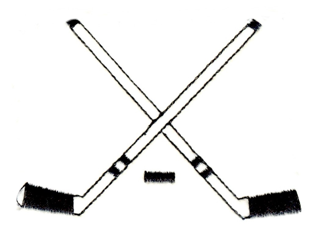 Free Crossed Hockey Sticks Clipart Download Free Clip Art