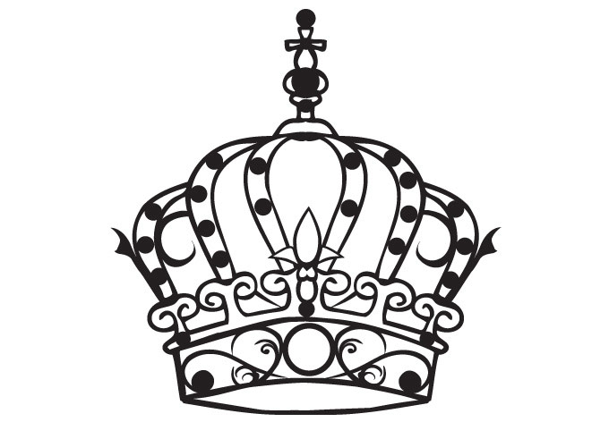 Free Queen Crown Drawing, Download Free Clip Art, Free