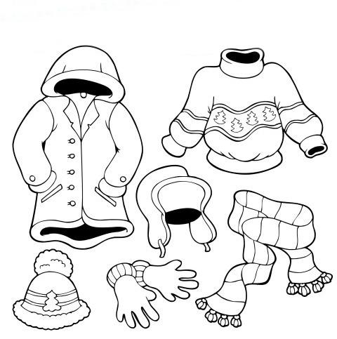 Free Winter Clothes, Download Free Clip Art, Free Clip Art