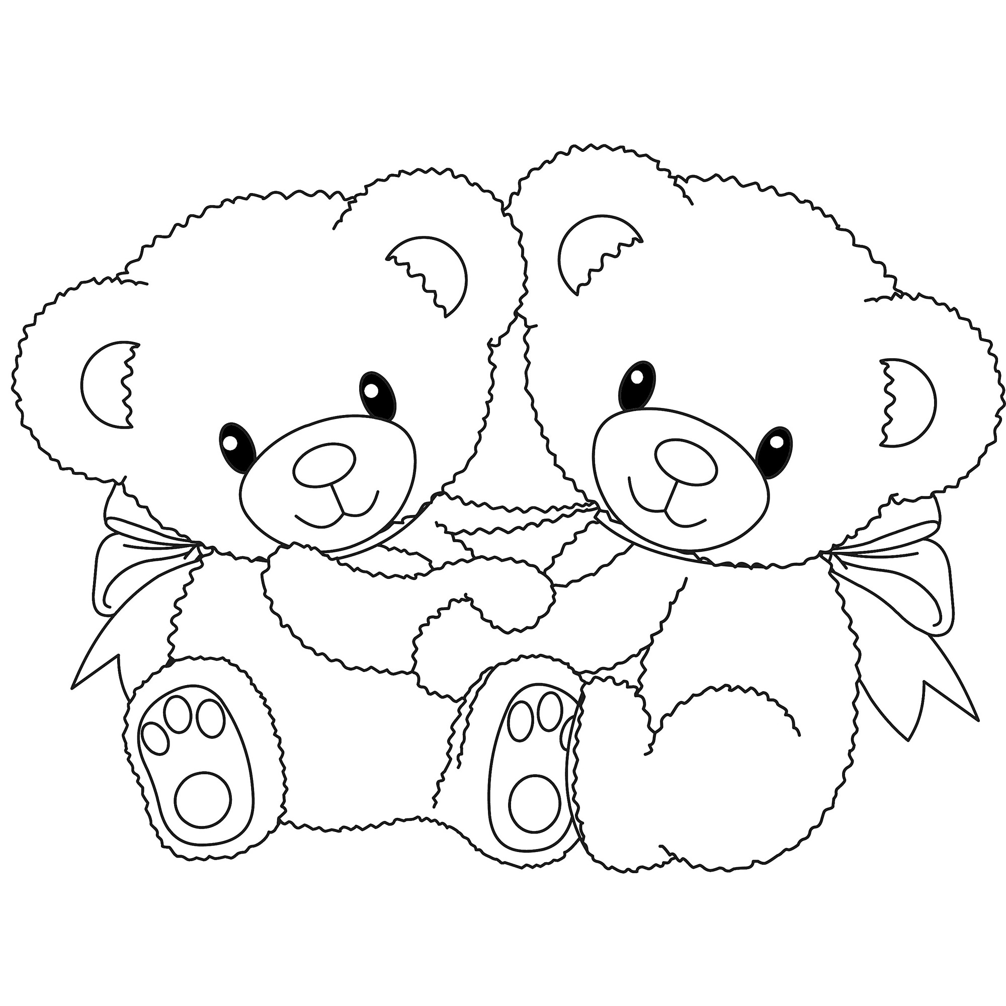 Free Teddy Bear Draw Download Free Clip Art Free Clip