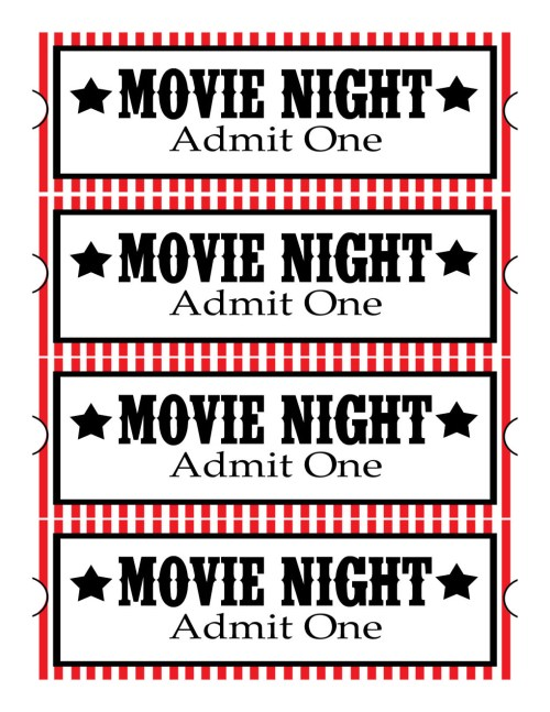 small resolution of printable movie ticket jpg
