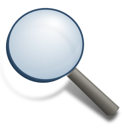 magnifying glass science clipart clipart library free clipart images [ 1000 x 948 Pixel ]