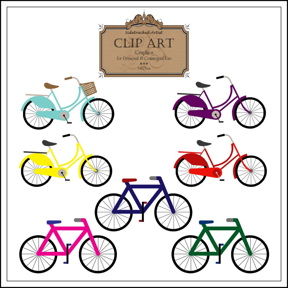 medium resolution of bicycle 20clipart clipart library free clipart images