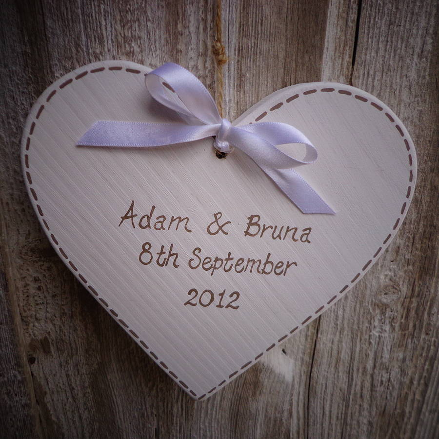 Laser Cut Heart Wedding Invitations Uk