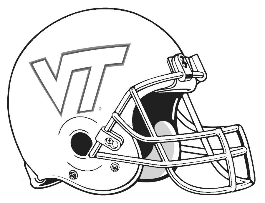 Free Football Helmet Stencil, Download Free Clip Art, Free