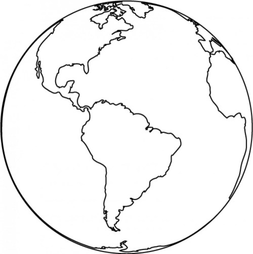 small resolution of clip art globe black and clipart library free clipart images