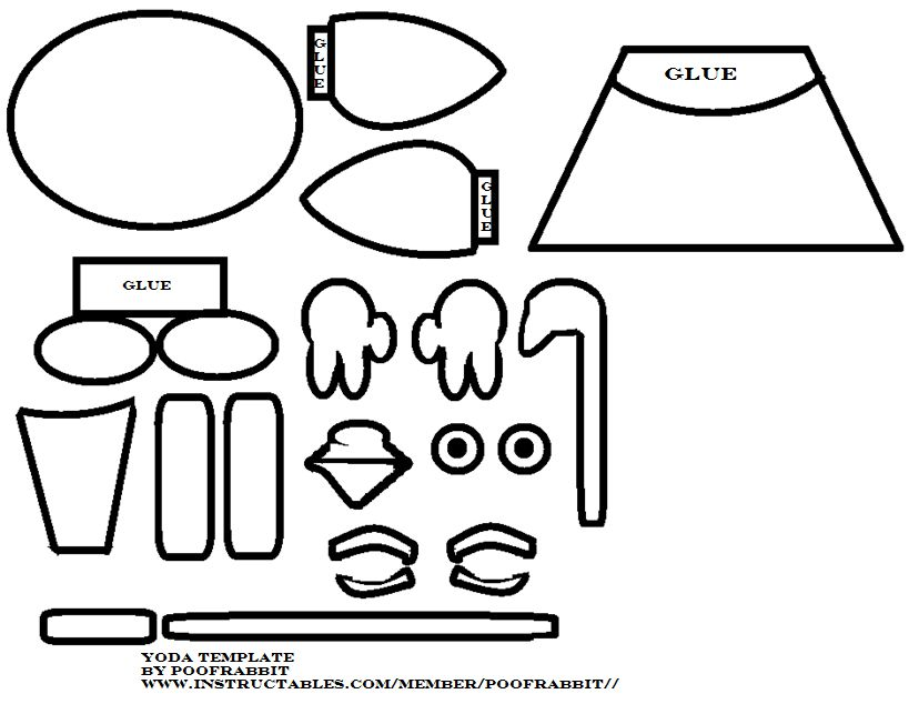 Free Hand Templates, Download Free Clip Art, Free Clip Art