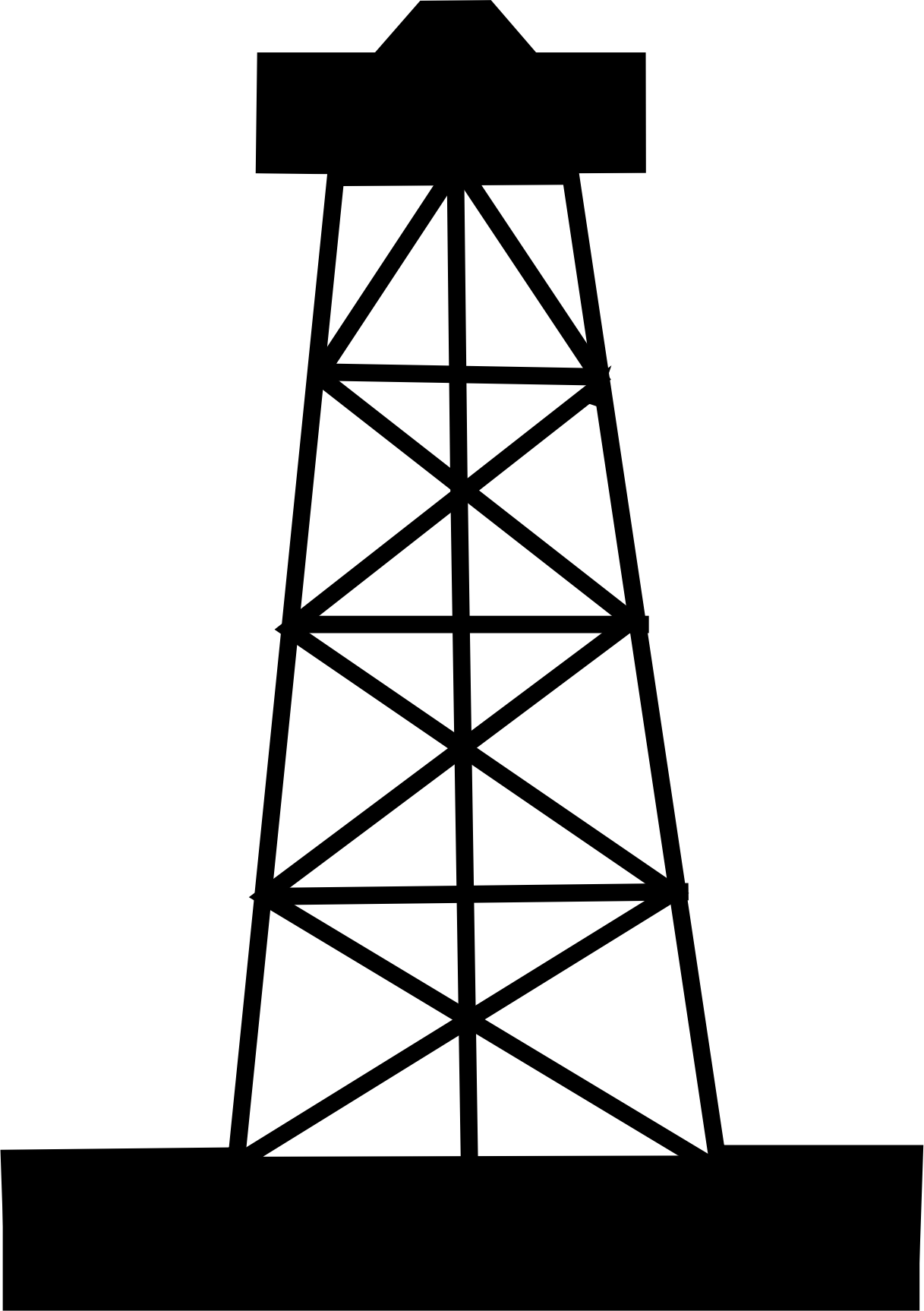 Free Oil Well Clipart, Download Free Clip Art, Free Clip