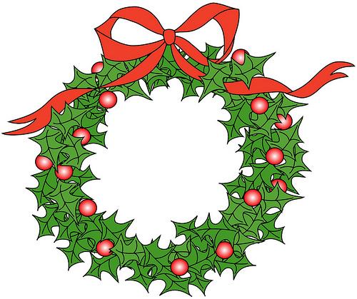 happy holiday clip art - clipart