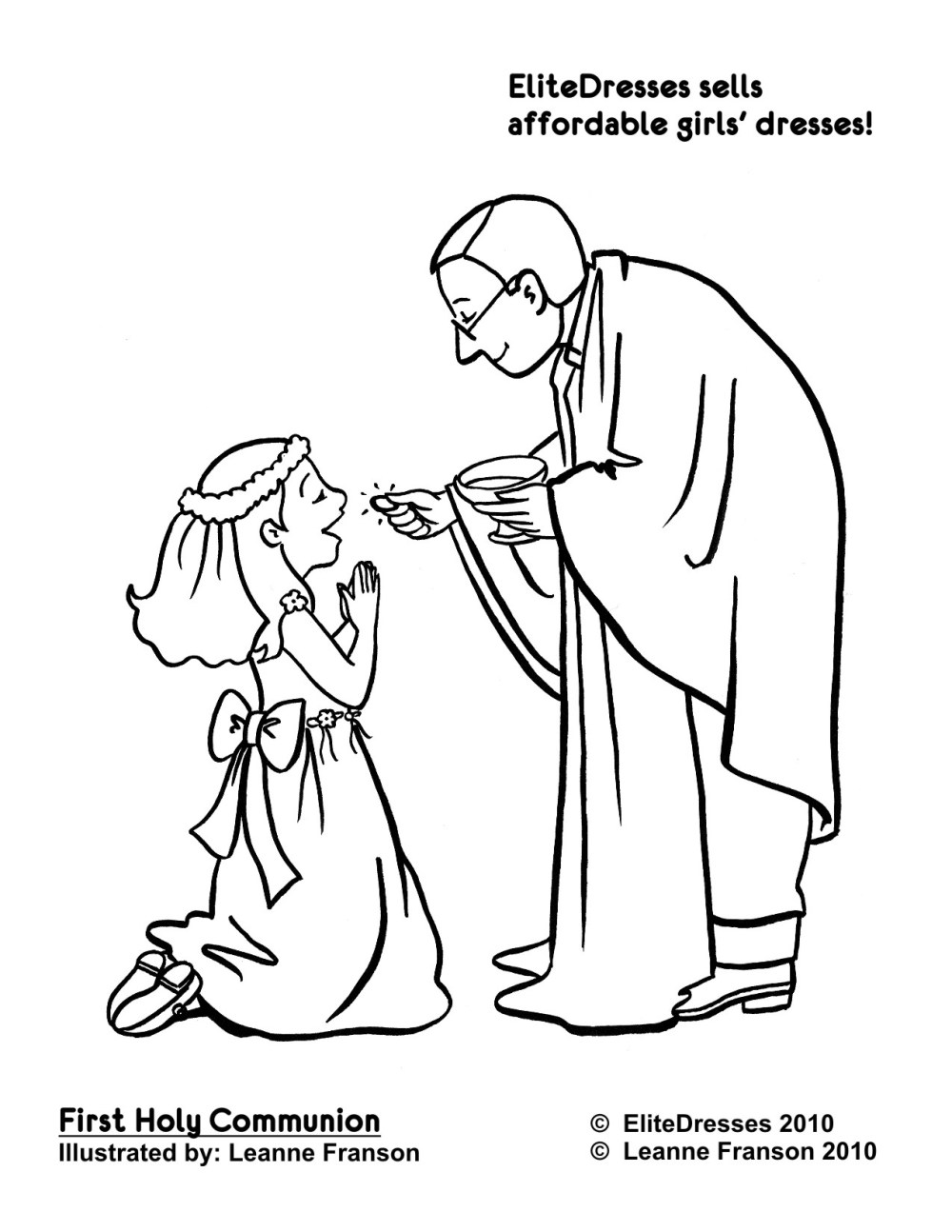 medium resolution of first communion printable coloring pages communion colouring