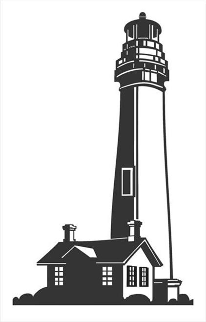 Free Lighthouse Silhouette, Download Free Clip Art, Free