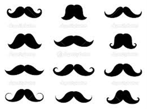 Free Mustaches, Download Free Clip Art, Free Clip Art on