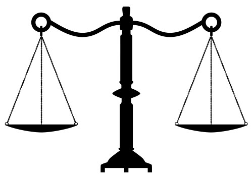 small resolution of justice scale vector clipart library