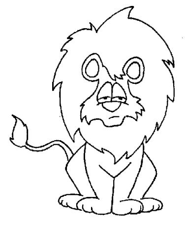 Free Pictures Of Animated Lions, Download Free Clip Art