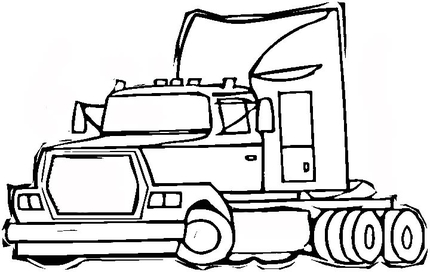Free Semi Truck Tattoos, Download Free Clip Art, Free Clip