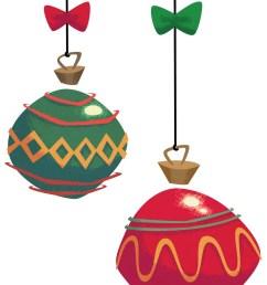 xmas stuff for christmas ornaments clip art [ 1181 x 1600 Pixel ]