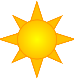 clipart sun free clipart library free clipart images [ 5789 x 5793 Pixel ]
