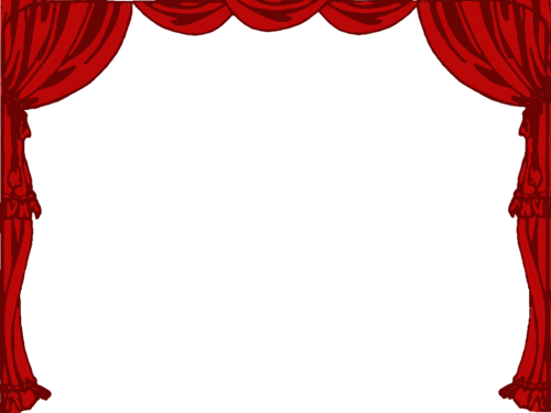 small resolution of theatre curtains clipart library