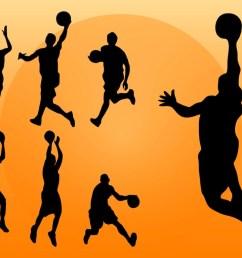 basketball vector clipart library [ 1024 x 768 Pixel ]