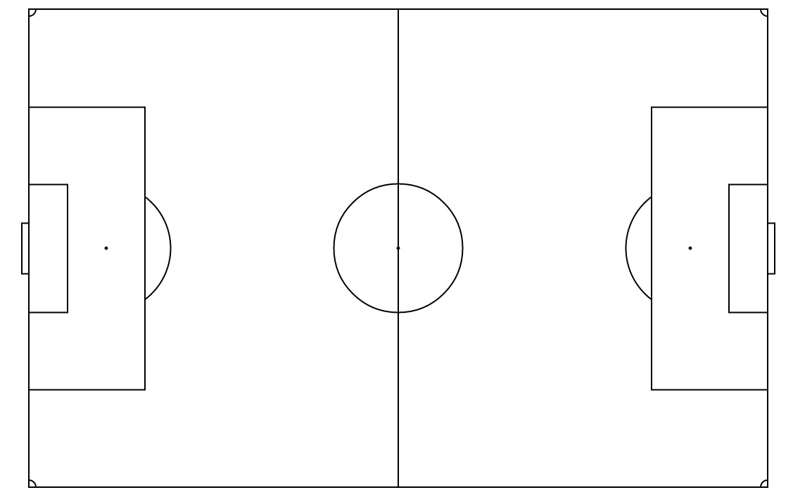 football pitch diagram to print erp data flow free soccer field template download clip art on hockey half invitation templates