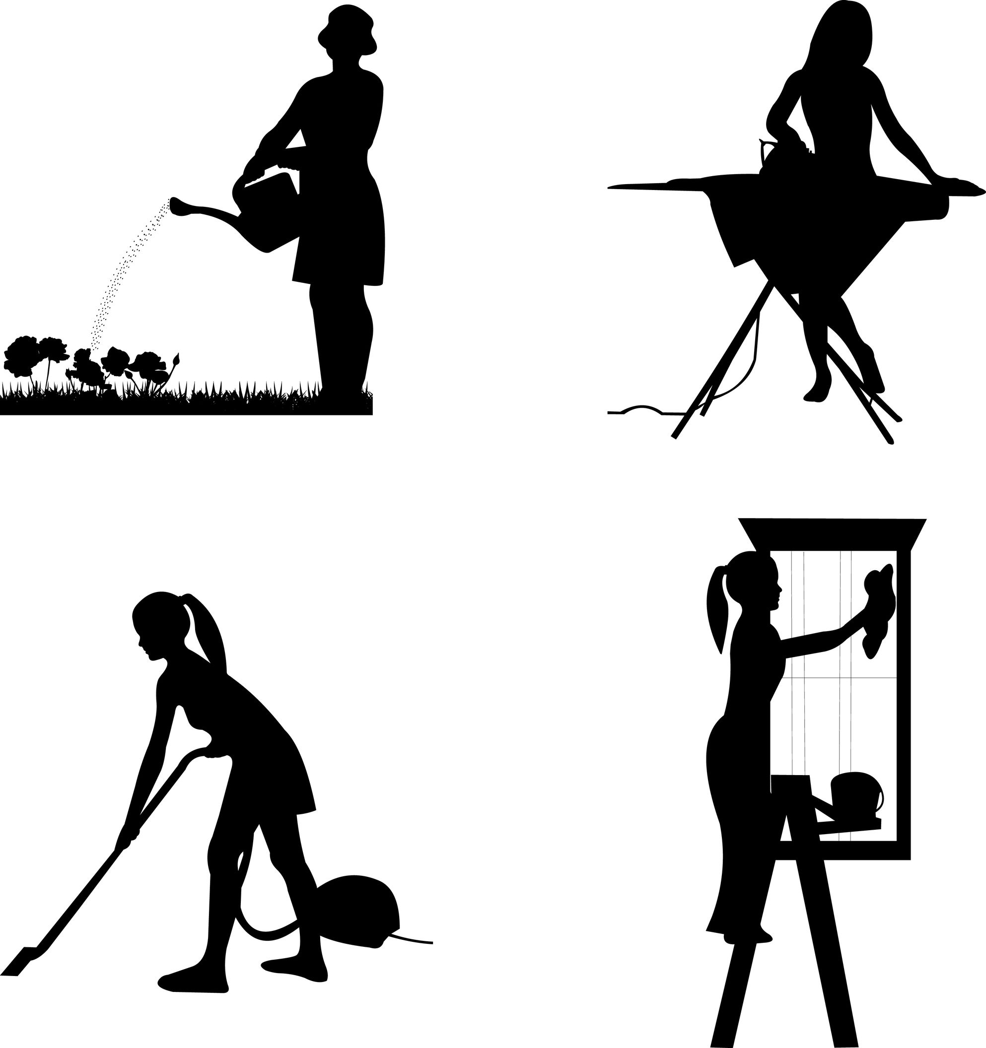 Free Housecleaning, Download Free Clip Art, Free Clip Art