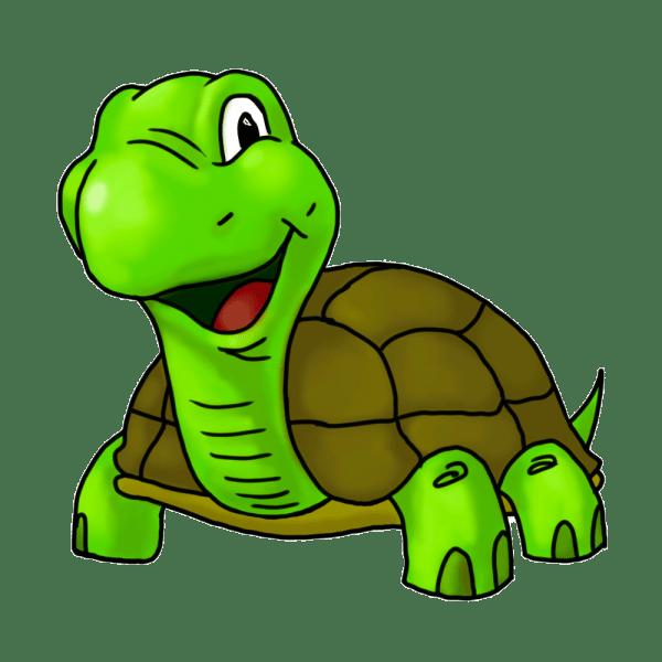 free animated turtle