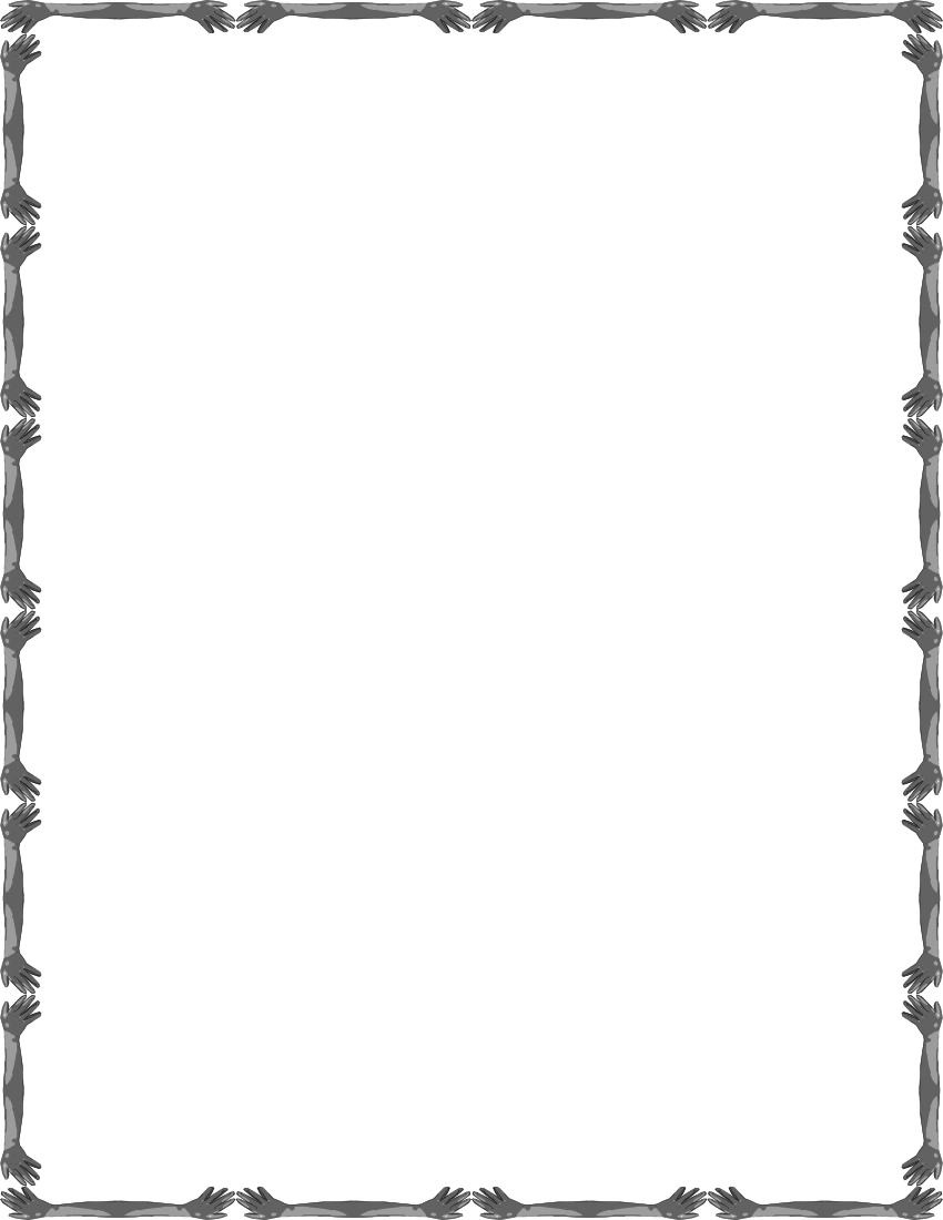 Transparent Decorative Frame Border PNG Picture | Gallery