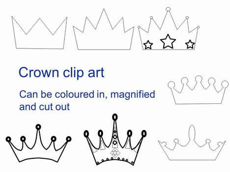 Free Crown Outline, Download Free Clip Art, Free Clip Art