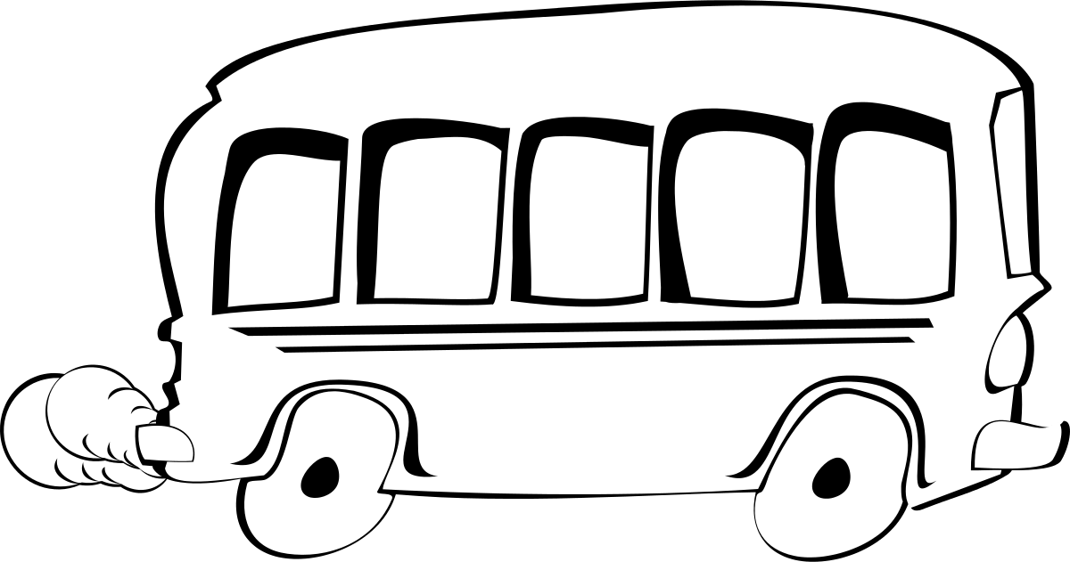 Free School Bus Outline, Download Free Clip Art, Free Clip