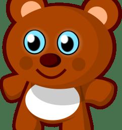 clip art cute bear teddy bear animal clipart library clipart [ 1331 x 1697 Pixel ]