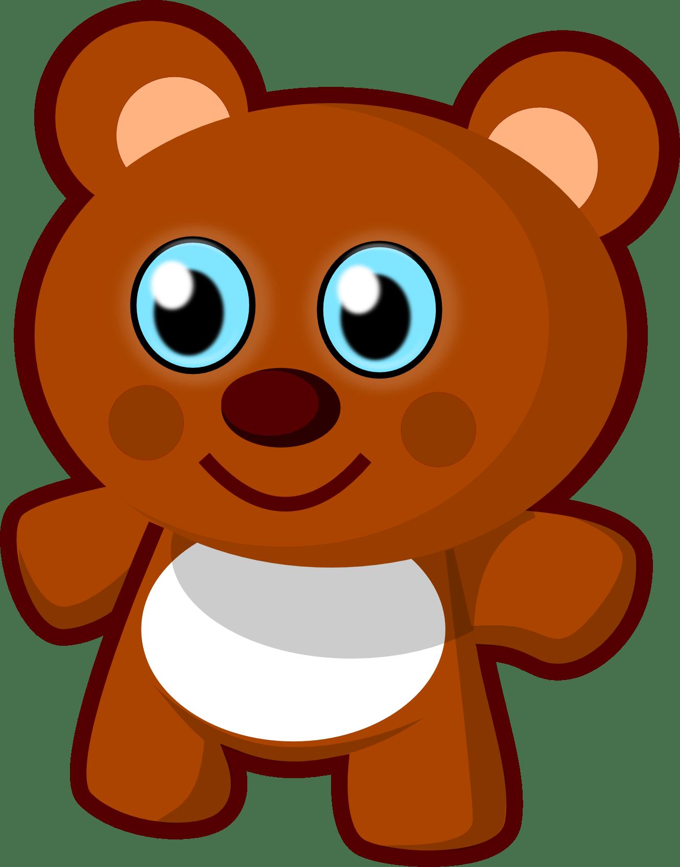 hight resolution of clip art cute bear teddy bear animal clipart library clipart