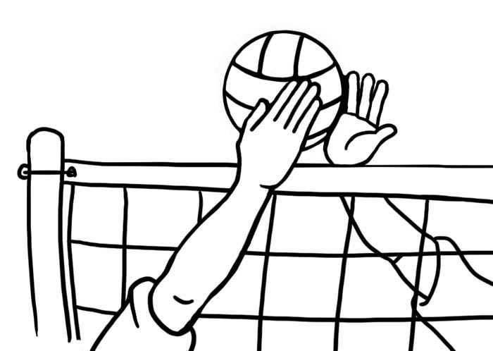 Free Volleyball Cartoon Pictures, Download Free Clip Art