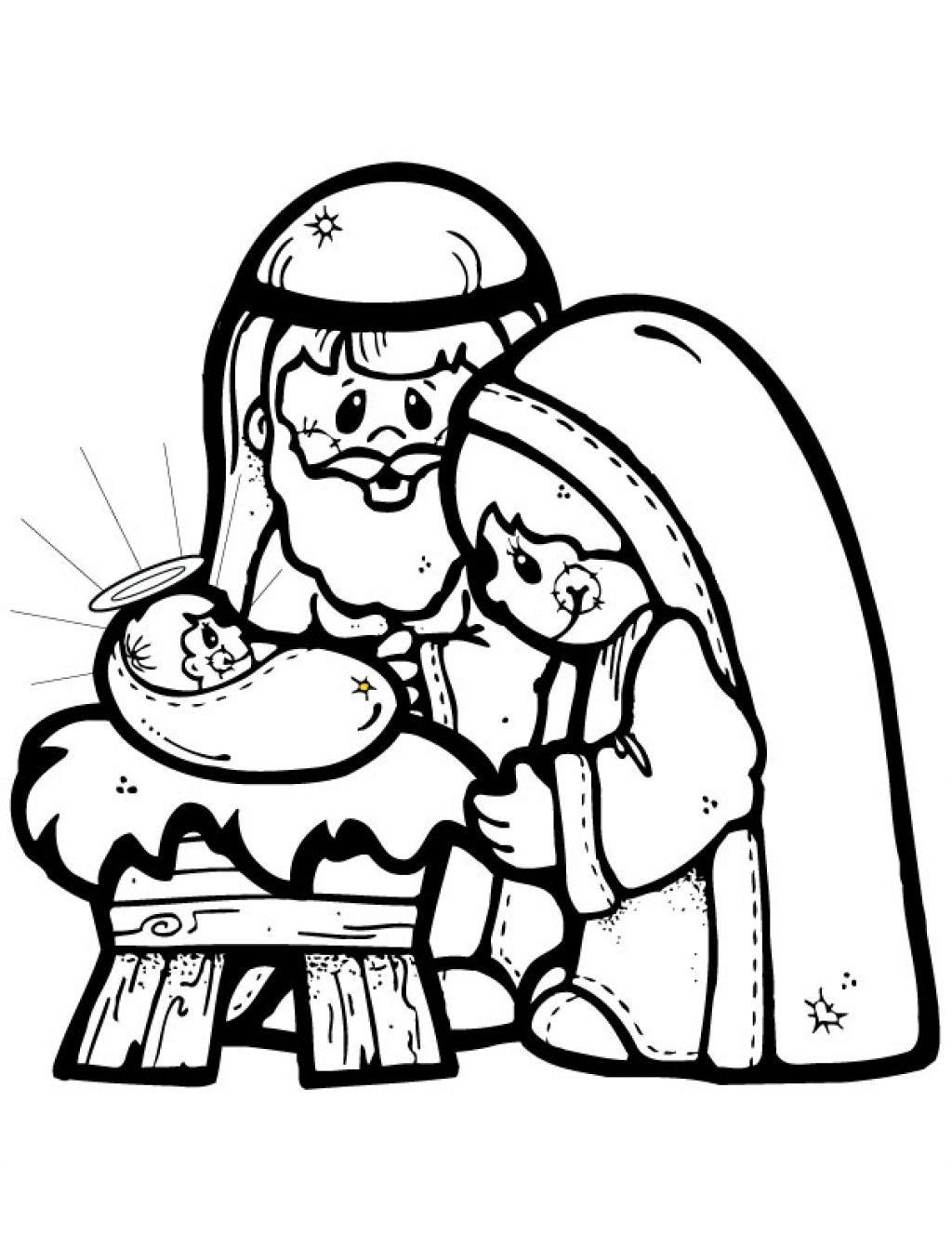 Christian Christmas Clip Art Kids