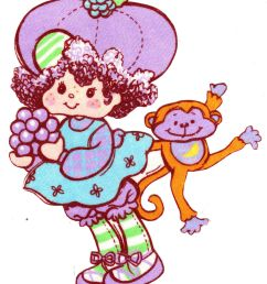 pin by leslie barrera on vintage strawberry shortcake clipart library [ 1292 x 1600 Pixel ]